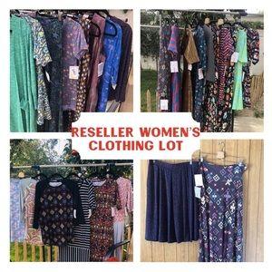 Reseller Lot wholesale womens clothing LuLaRoe NWT